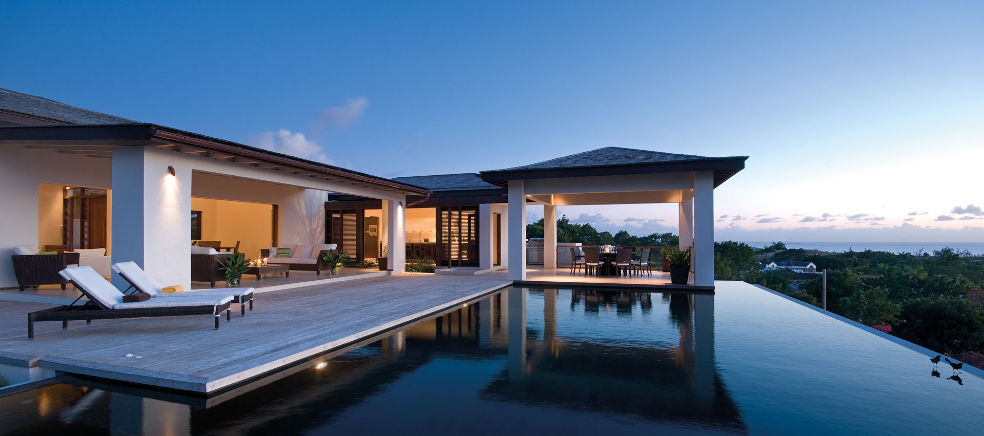 Five luxury homes for sale in barbados international for Luxury caribbean homes for sale