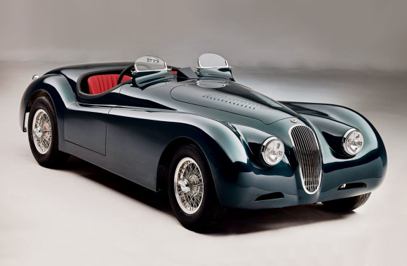 Limited Edition Re-Engineeered Jaguar XK120 GT ...