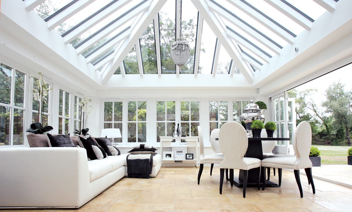 George bond interior design iggi interior design give for Orangery interior design ideas
