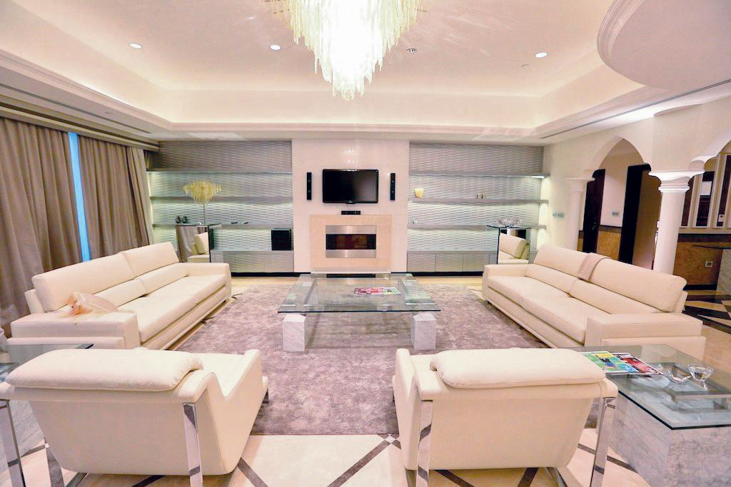 The Arabian Riviera Five Beautiful Properties In Pearl Qatar