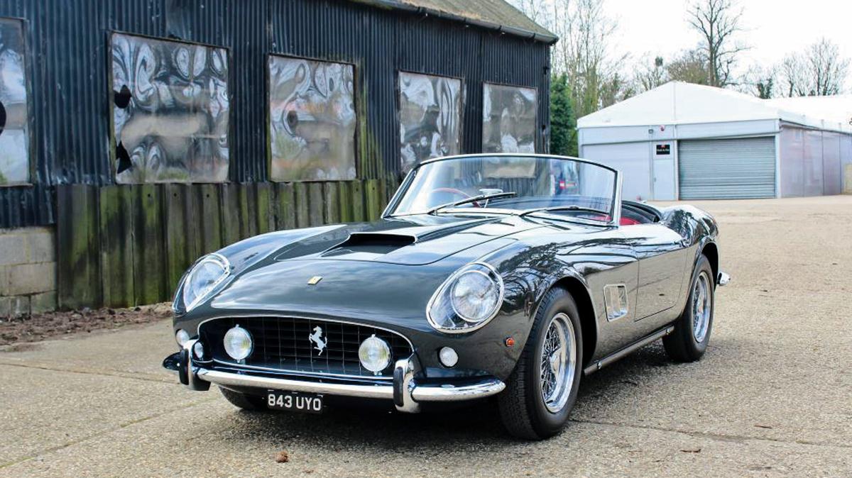 Classic Ferrari Specialists Undertake Incredible ...