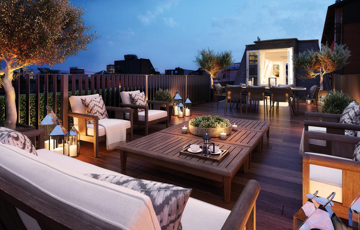 Terrace Place Apartments