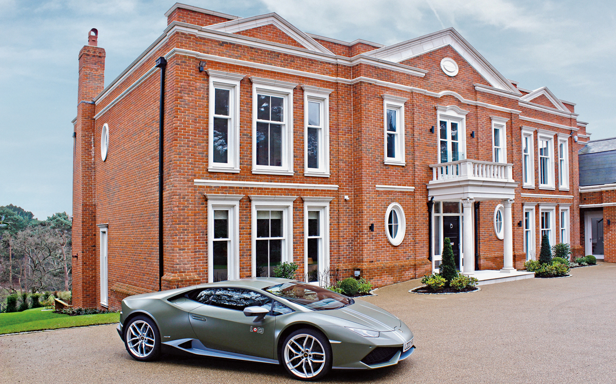 H R Owen S Supercars For Hire And Falconwood House For