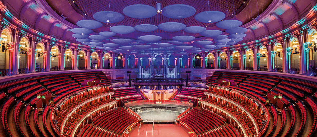 12 Seat Grand Tier Box In The Royal Albert Hall Available