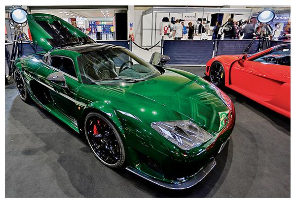 Autosport Car Show International Property Travel - Major car shows